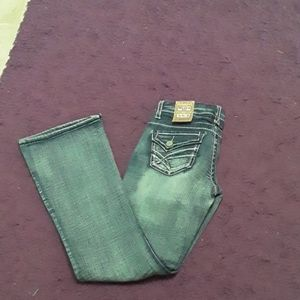 Hydraulic jeans size 5/6